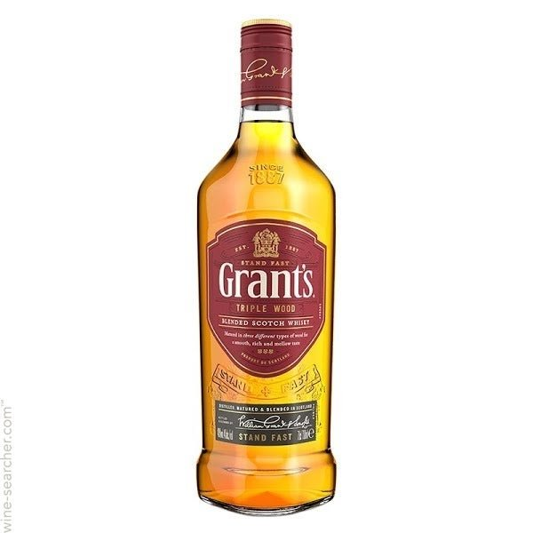 Grants Triple Wood 750ml