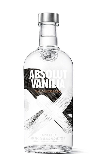 Absolut Vodka Vanila