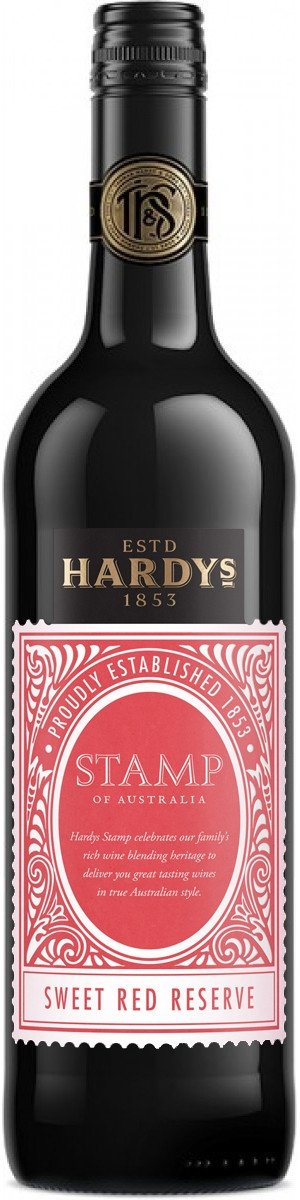 Hardys Stamp Sweet Red