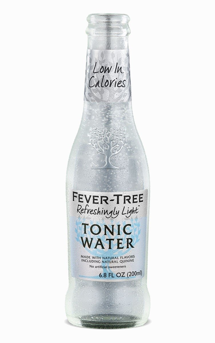 Fever Tree Refreshingly Light Tonic Water Case
