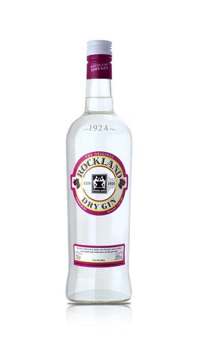 Rockland Dry Gin
