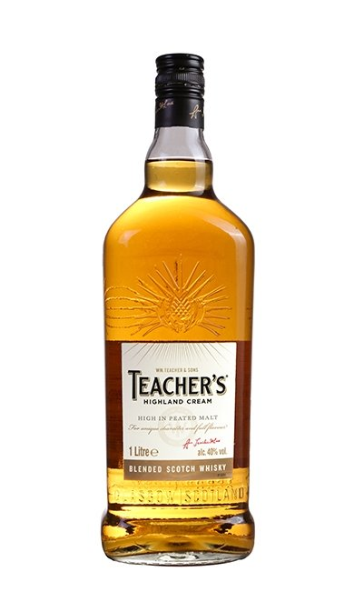 Teacher's Highland Cream 1000ml