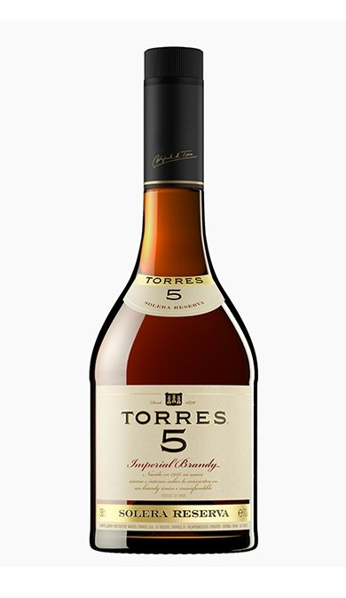 Torres 5 Year Imperial Brandy