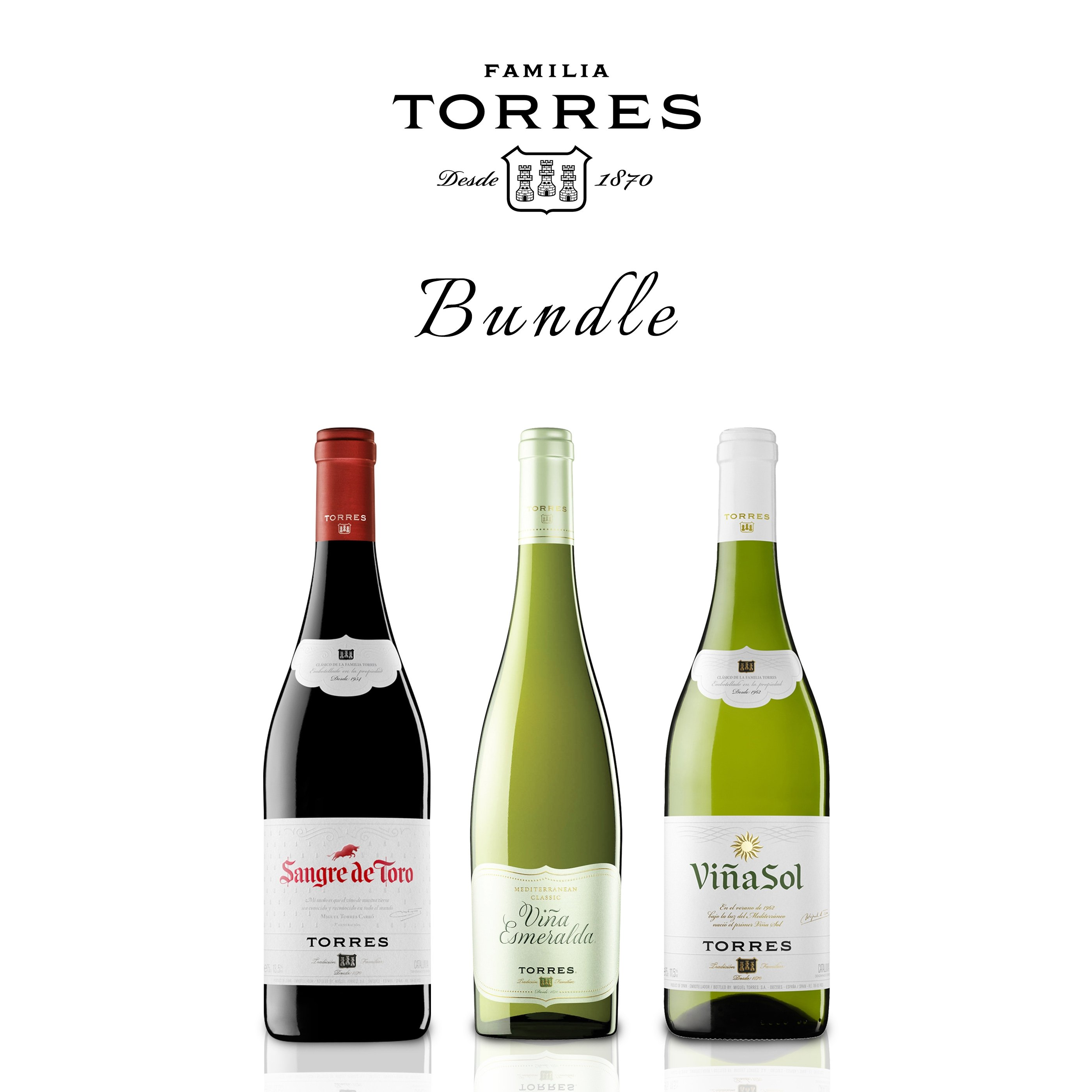 Torres Wine Bundle