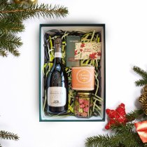 Santa Margherita Prosecco Brut NV Christmas Gift Box