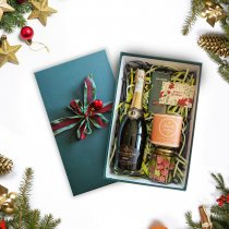 Vin Mousseux A Nos Amours Brut Christmas Gift Box