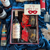 Valentine's Gift Box - Banrock Station Fruit Fusion Red Wine