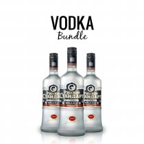Russian Standard Vodka Bundle