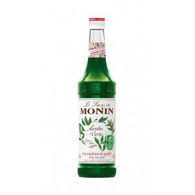 Monin Syr Green Mint