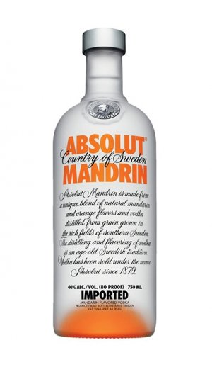 Absolut Vodka - Manderin