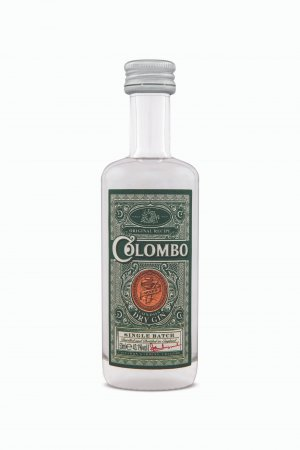 Colombo 7 Gin 50ml Miniature