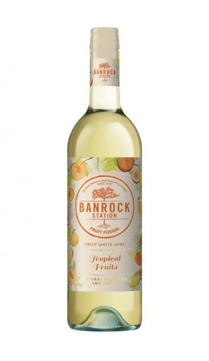 Banrock Station - White Wine with Tropical Fruits