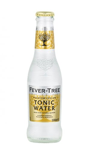 Fever Tree Premium Indian Tonic Water Case