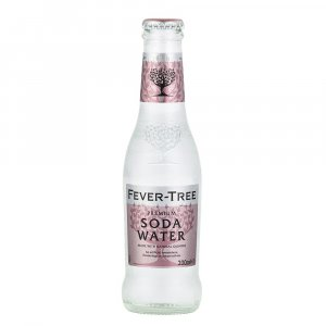 Fever Tree Premium Soda Case