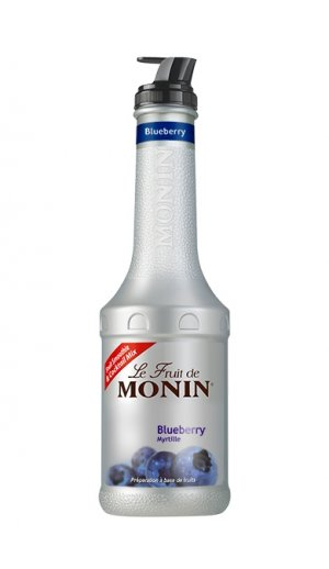 Monin Fr Blueberry