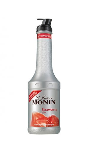 Monin Fr Strawberry