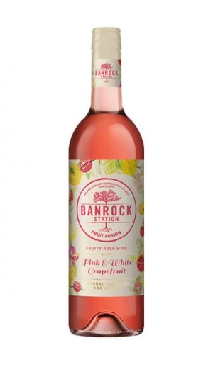 Banrock Station - Rosé with Pink and White Grapefruit