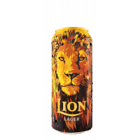 Lion Lager Beer 500ml 6 Pack
