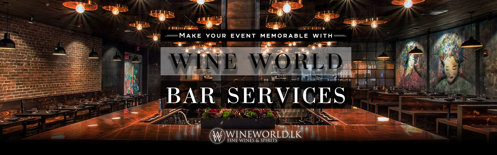 Win A FREE Beautiful Bar Set Up With 2 Bartenders For Your Wedding Or Event