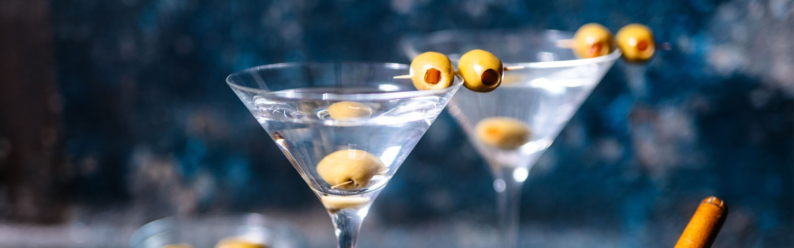 The Ever Popular Gin Martini Cocktail