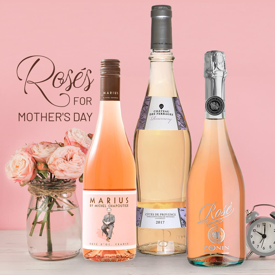 Mothers' Day Wines
